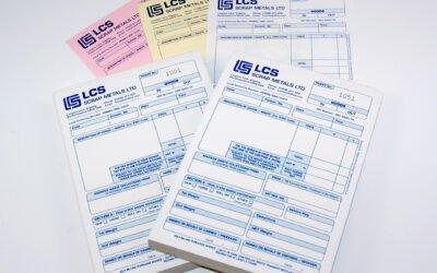 Waste Transfer Notes Printers for LCS Scrap Metals Ltd